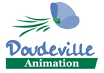 logo doudeville animation